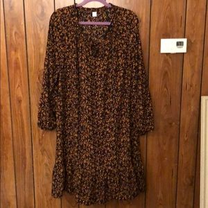 NWT old navy dress with slip
